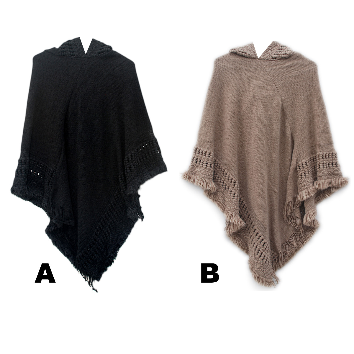 Hooded Poncho Pattern Best Design Ideas